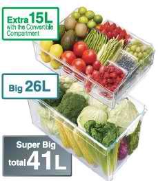 کشوی بزرگ سبزیجات
